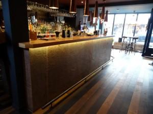 Bar re-furb